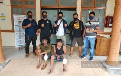 Dua Tersangka Pencurian di Kisaran Ditembak Petugas