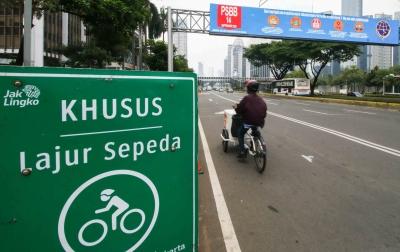 Menteri Perhubungan Terbitkan Peraturan Keselamatan Bersepeda