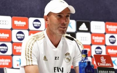 Zidane: Kepergian Bale Tidak Mengganggu Pikiran Saya