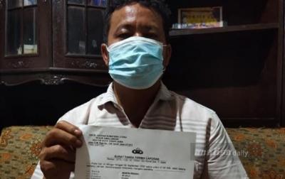 Dipukul, Anggota DPRD Simalungun Melapor ke Polisi