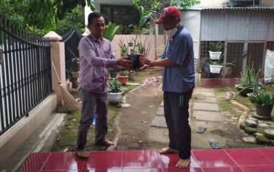 Guru Besar USU Apresiasi Budidaya Jahe Merah Dosen UNA