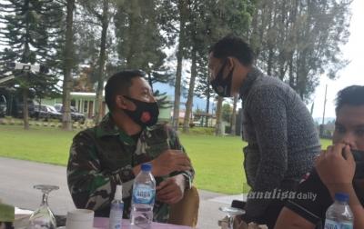 Rapid Test Reaktif, Humas RSU Kabanjahe Meninggal