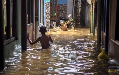 Foto: Banjir Jakarta
