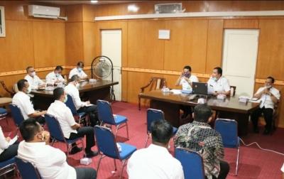 Persiapan Pelantikan 11 Pejabat Bupati dan Wali Kota di Sumut