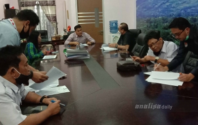 KPU Karo Rapat Pleno untuk Penetapan Paslon