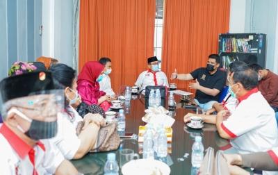 Bertemu N4J, Bobby Nasution Sampaikan Pentingnya Koordinasi Pembangunan