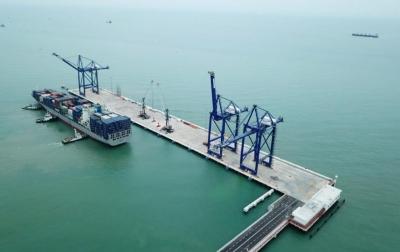 Pelabuhan Kuala Tanjung, Kunjungan Kapal Naik 30 Persen