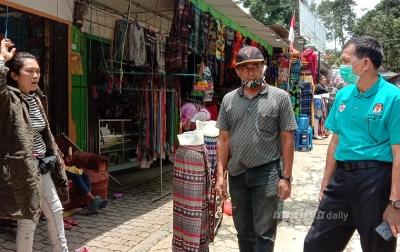 Jusua Ginting Bertekad Benahi DTW Bukit Gundaling