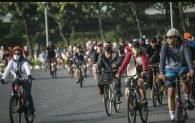Kemenhub Ingin Jadikan Sepeda Transportasi Unggulan