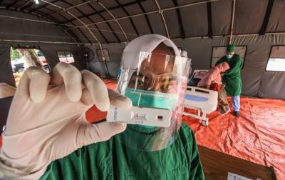 Pasien Covid-19 Sembuh di Aceh Bertambah 66 Orang