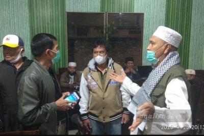 Tokoh Muslim Karo Dukung Paslon Jusua-Saberina