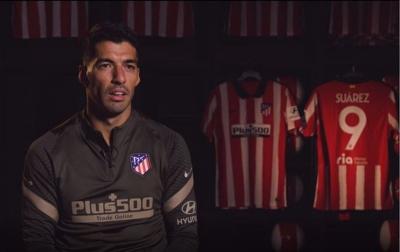 Berseragam Atletico, Suarez: Berkontribusi Semampu Saya