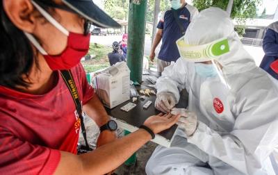 Penambahan 4.494 Kasus, Tertinggi DKI Jakarta