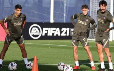Simeone Berharap Suarez Memberi Jumlah Gol Bersejarah