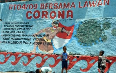 Bertambah 3.874, Kasus Positif Covid-19 di Indonesia 275.213