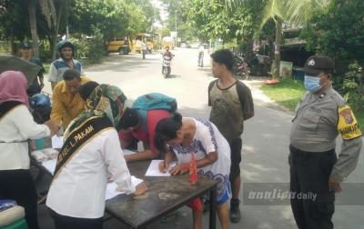 Sebanyak 1.220 Pelanggar Terjaring Operasi Yustisi