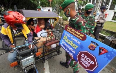 2.241 Penderita Covid-19 di Aceh Sembuh, 1.848 Orang Dirawat dan Isolasi