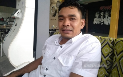 Pasangan Calon di Pilkada Asahan Sampaikan LADK