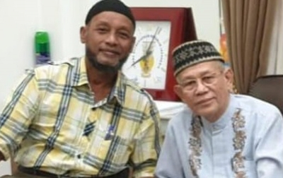 Haji Harun, Wartawan dan Kolektor Benda Budaya