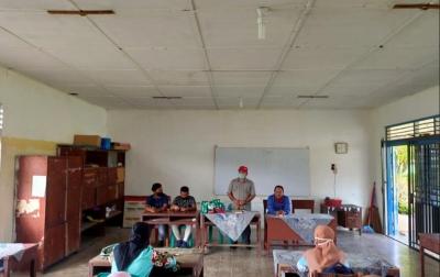 PMI Padang Lawas Utara Aktif Mencegah Virus Corona