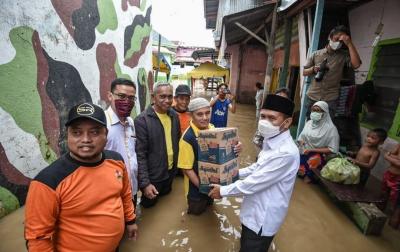 Salman: Banjir Tugas Semua Pihak, Termasuk Pusat
