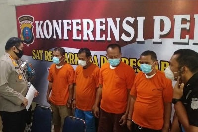 Tiga Pejabat Aceh Tenggara Ditangkap Usai Pesta Narkoba di Medan