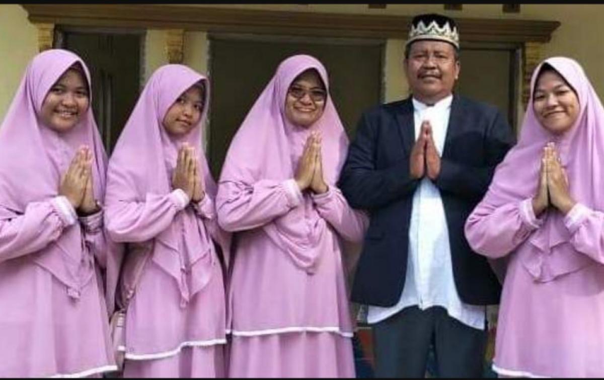 Sawaluddin Toelle, Pebisnis Sukses Karena Sedekah