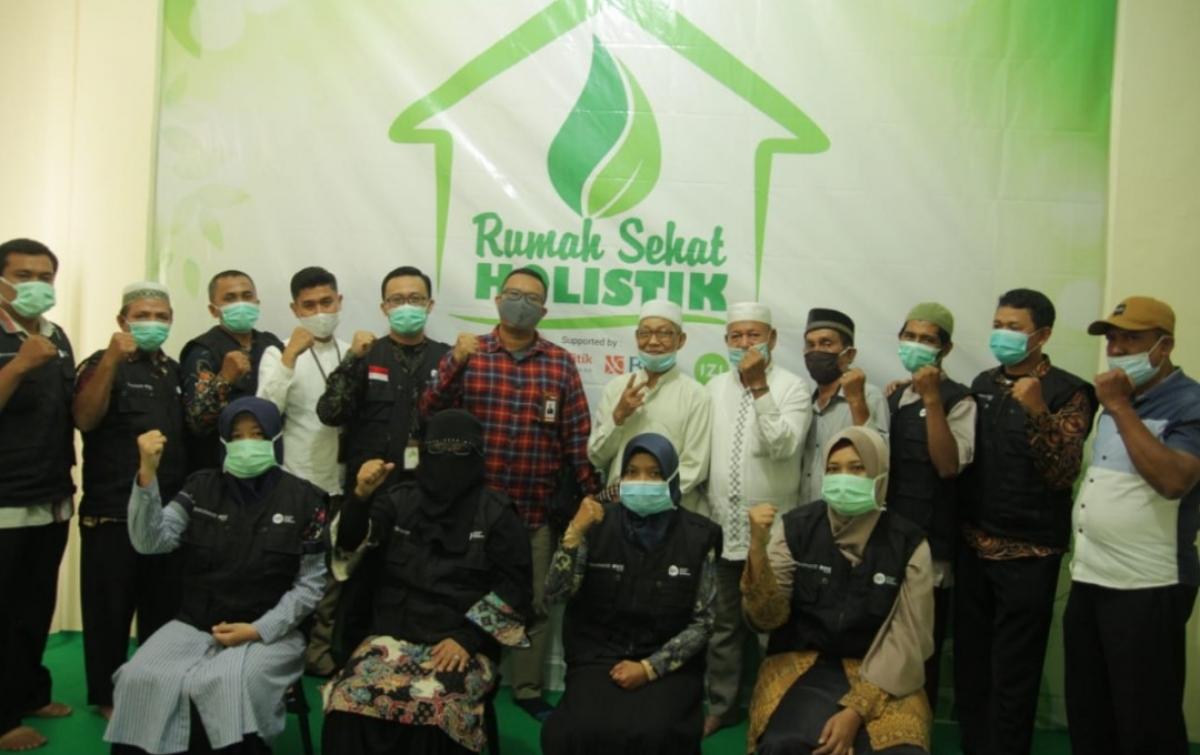 Sinergi YHT dan IZI Luncurkan Rumah Sehat Holistik Sumatera Utara