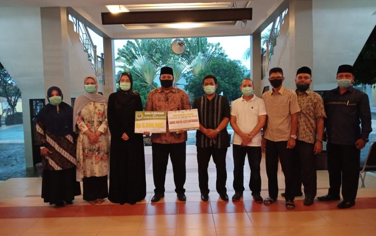 STAI Al-Ishlahiyah Binjai  Apresiasi Mahasiswa Juara MTQ  Tingkat Nasional