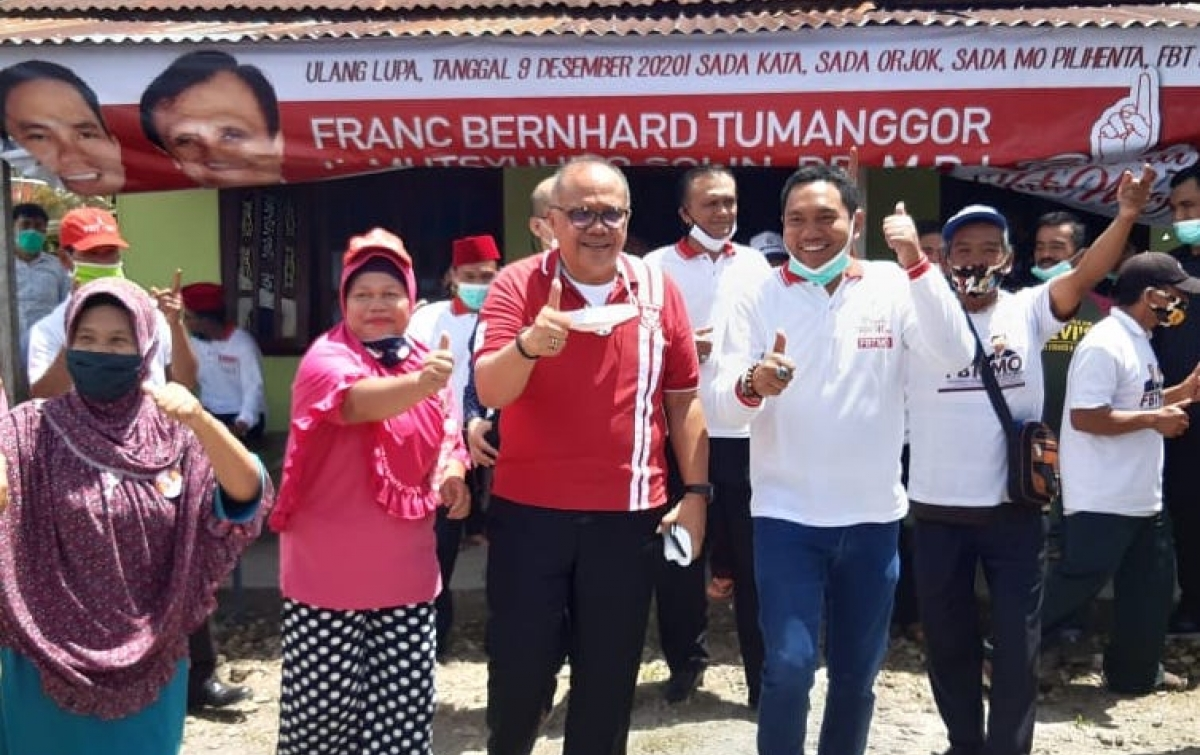 Master Tumanggor Punya Andil Besar Dalam Food Estate Pakpak Bharat