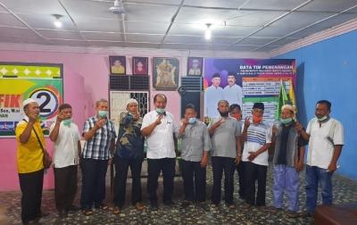 Kunjungi Aek Ledong, Taufik Paparkan Program Unggulan