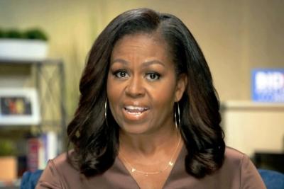 Kritik Keras Istri Obama Terhadap Donald Trump