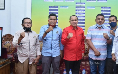 Bupati Zahir Dukung UKW di Batubara