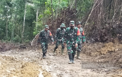 Dandim 0210/TU: Satgas TMMD Juga Merupakan Operasi Militer