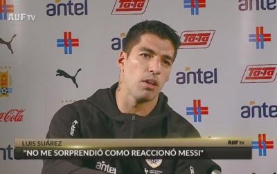 Luis Suarez Mengecam Cara Barcelona Memperlakukannya