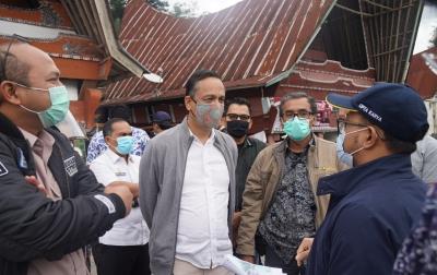 Kepala Bappeda Rudi Siahaan: Kunjungan Deputi Dorong Samosir Jadi Destinasi Wisata Dunia