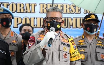 Polda Sumut Tangkap 3 Anggota KAMI Medan