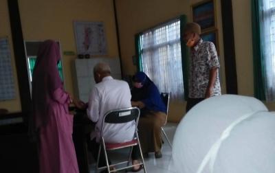 Jemaah Calon Haji Tebingtinggi Vaksinasi Meningitis Meningokokus