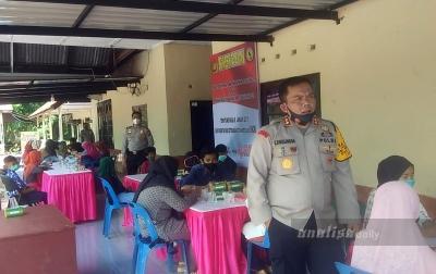 Polsek Tanjung Pura Sediakan Tempat dan Wifi Gratis