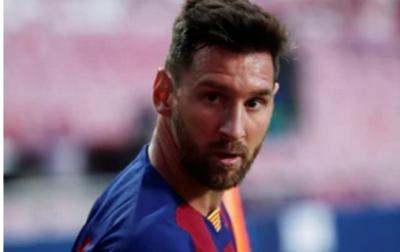Ayah Messi Buyarkan Keinginan Putranya Pindah ke Chelsea