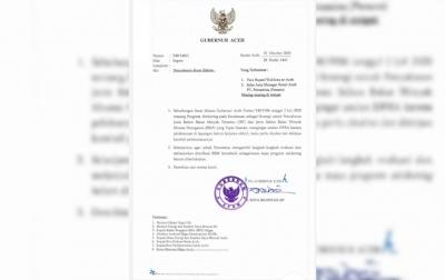 Pemerintah Aceh Cabut Aturan Stiker BBM Bersubsidi