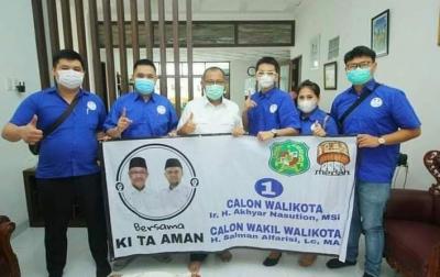 Panwas Medan Timur Pleno Pelanggaran Kampanye Salah Satu Paslon