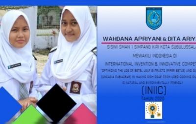 5 Siswa Aceh Wakili Indonesia Dalam Kompetisi Internasional di Malaysia