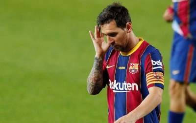 Bicarakan Musim Depan, Koeman Temui Lionel Messi
