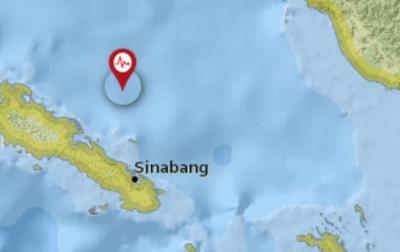 Gempabumi M5,2 Berpusat di Pulau Simeulue, Tak Berpotensi Tsunami