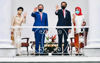 Jokowi: Kunjungan PM Jepang Simbol Komitmen Kemitraan Strategis