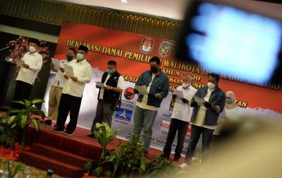 Pilkada Medan, Kesehatan Masyakarat Harus Diutamakan
