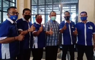 K-SPSI Medan Dukung Akhyar-Salman di Pilwalkot Medan