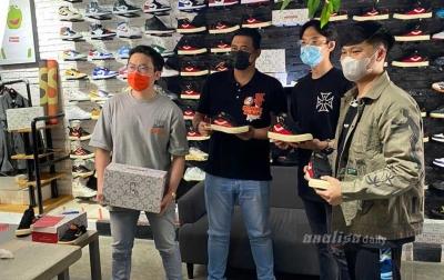 Six6Street Sediakan Hype Fashion Brand Pertama di Kota Medan