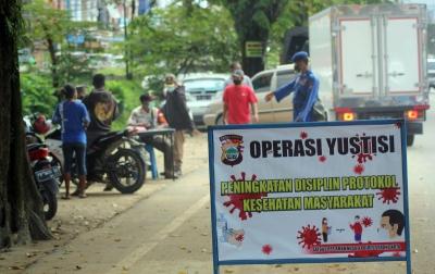 Pasien Corona di Indonesia Bertambah 4.432